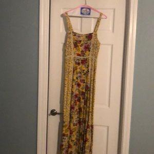 Farm rio Cantonal maxi dress